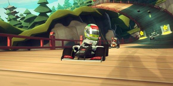 F1 Race Stars an�lisis