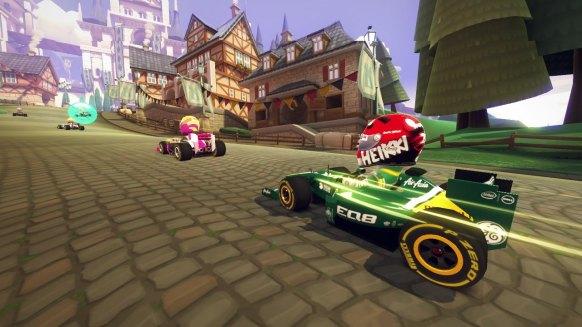 F1 Race Stars análisis