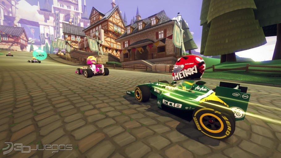F1 Race Stars - An�lisis
