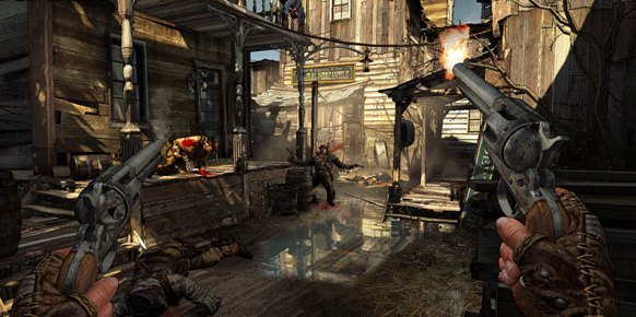 Call of Juarez Gunslinger an�lisis