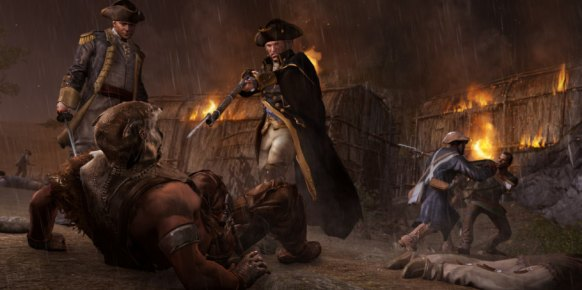 AC3: Rey Washington 1 - La Infamia