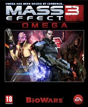 Mass Effect 3: Omega PS3