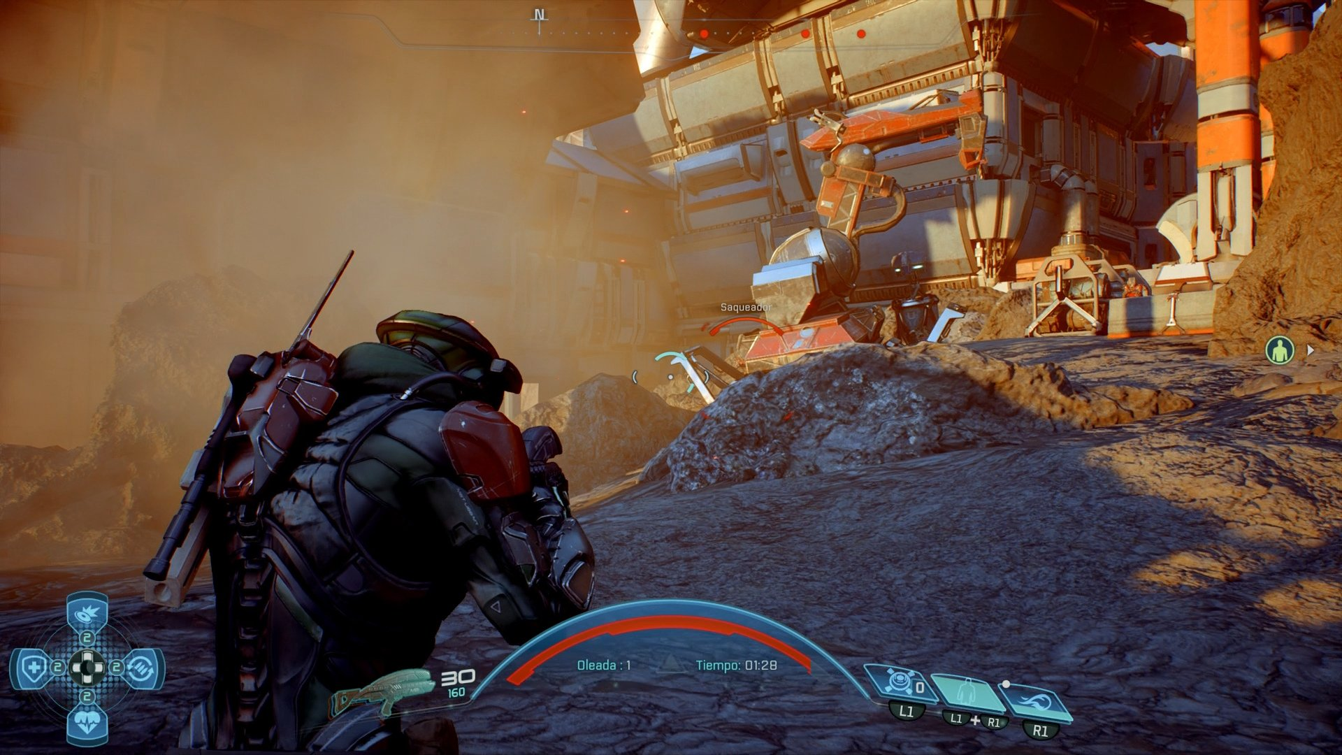 Mass Effect – Andrómeda [Elamigos] [Español] [MG]