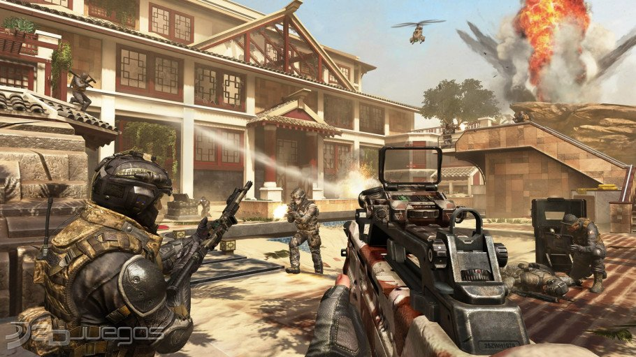 Call Of Duty Black Ops 2 PS3 Torrent - BAIXAR GAMES ...