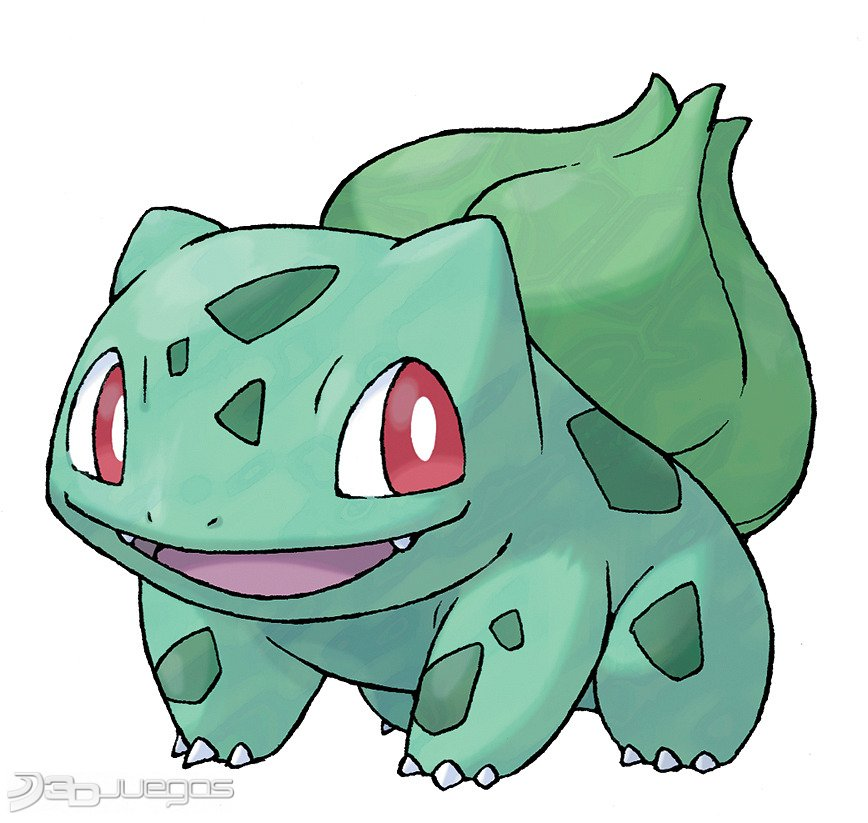 Bulbasaur Squirtle Charmander