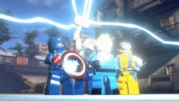 LEGO Marvel Super Heroes an�lisis