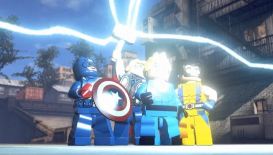 LEGO Marvel Super Heroes - An�lisis