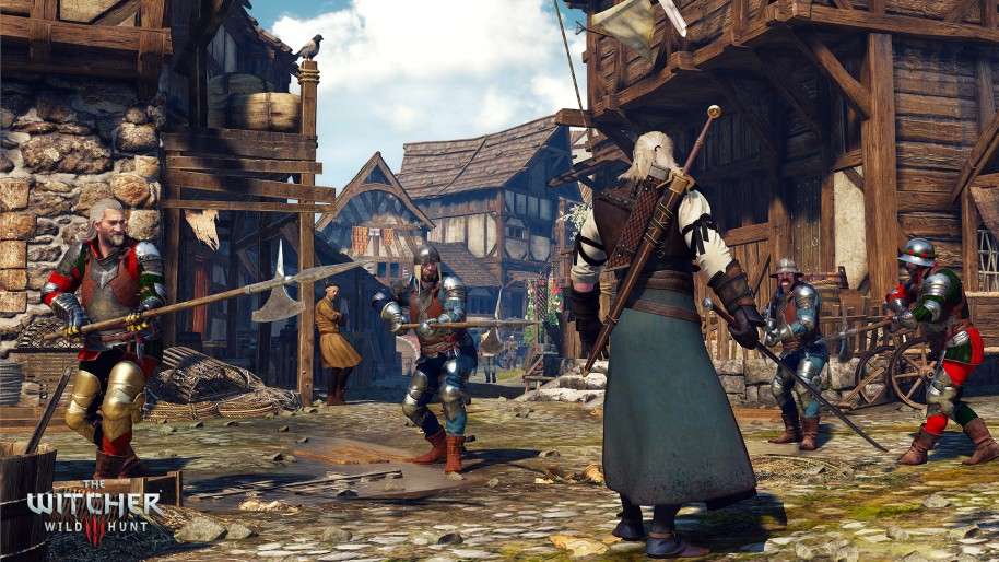 The Witcher 3 Wild Hunt Xbox One