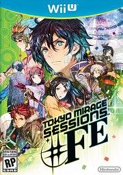 Tokyo Mirage Sessions #FE Wii U