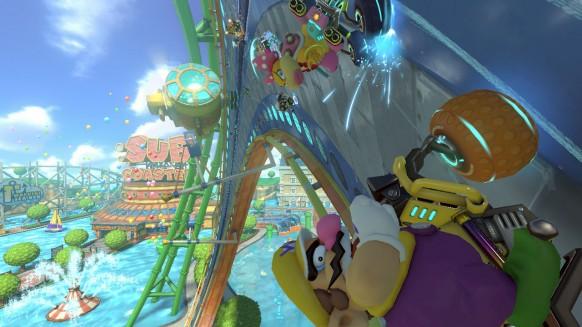 Mario Kart 8: Por tierra, mar, aire… y sin gravedad