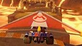 Video Mario Kart 8 - 200cc - Volcán Gruñón