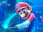 V�deo Mario Golf World Tour Diving into Cheep Cheep Lagoon