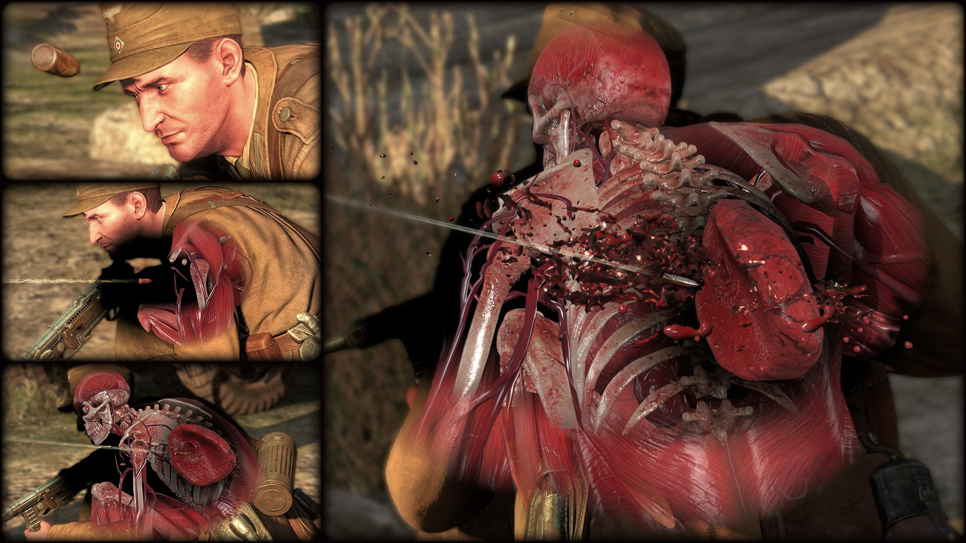 sniper elite 3 2537589 تصاویر جدیدی از Sniper Elite 3 منتشر شد : بیابان گردی در آفریقا
