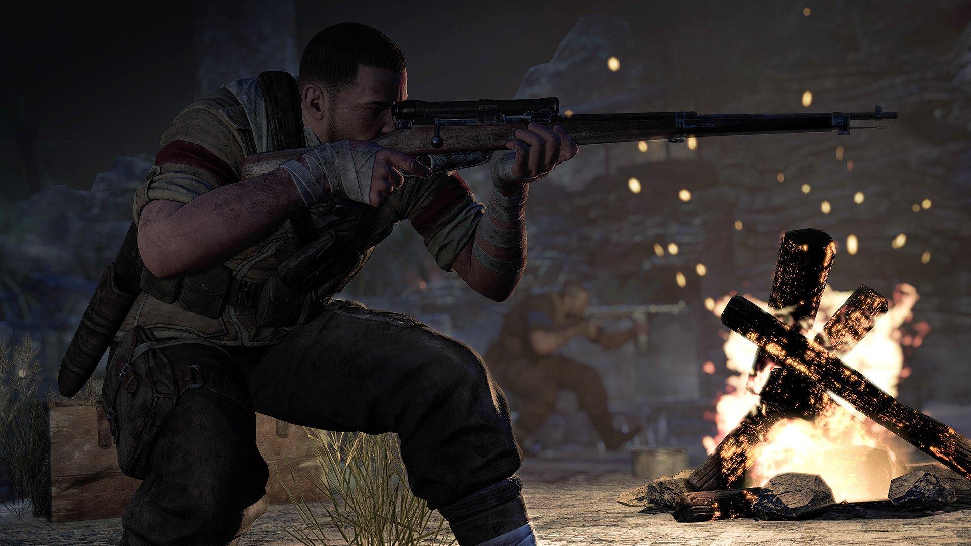 sniper elite 3 2537605 تصاویر جدیدی از Sniper Elite 3 منتشر شد : بیابان گردی در آفریقا