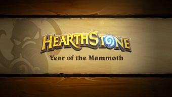 Video Hearthstone: Heroes of Warcraft, Año del Mamut