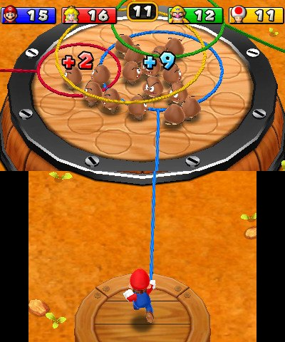 Mario Party Island Tour an�lisis