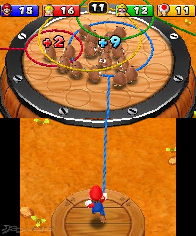 Mario Party Island Tour - An�lisis
