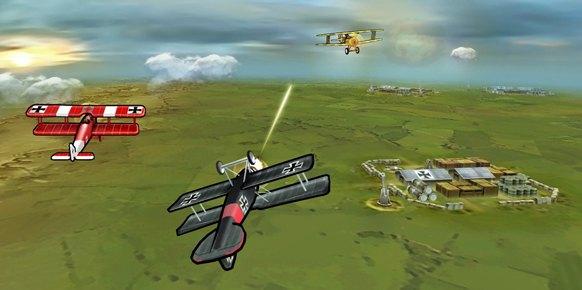 Sid Meier's Ace Patrol an�lisis