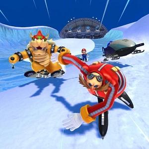 An�lisis Mario & Sonic en los Juegos Ol�mpicos de Invierno - Sochi 2014