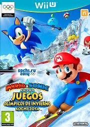 Mario y Sonic JJ.OO 2014 Wii U