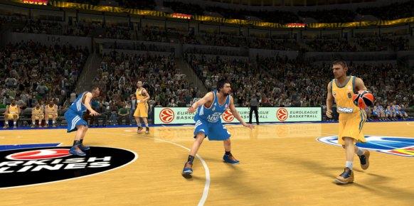 NBA 2K14: NBA 2K14: Entrevista: Jason Argent