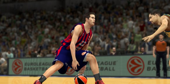 NBA 2K14: NBA 2K14: Impresiones GamesCom