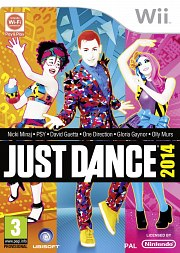 Carátula de Just Dance 2014 - Wii
