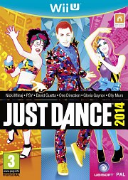 Carátula de Just Dance 2014 - Wii U