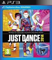 Carátula de Just Dance 2014 - PS3
