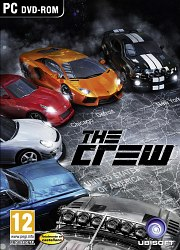 Carátula de The Crew - PC