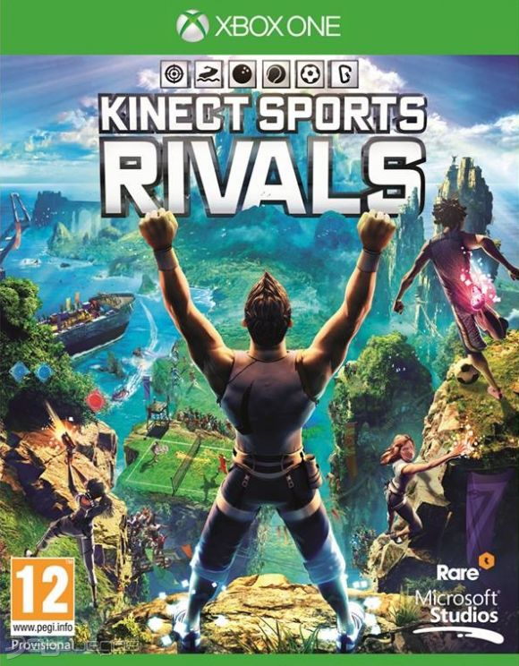 Kinect Sports Rivals Para Xbox One 3djuegos
