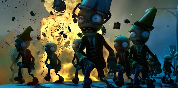 Plants vs. Zombies Garden Warfare: Plants vs. Zombies Garden Warfare: Impresiones