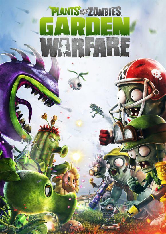 An lisis y opiniones de plants vs zombies garden warfare for Cuartos decorados de plants vs zombies