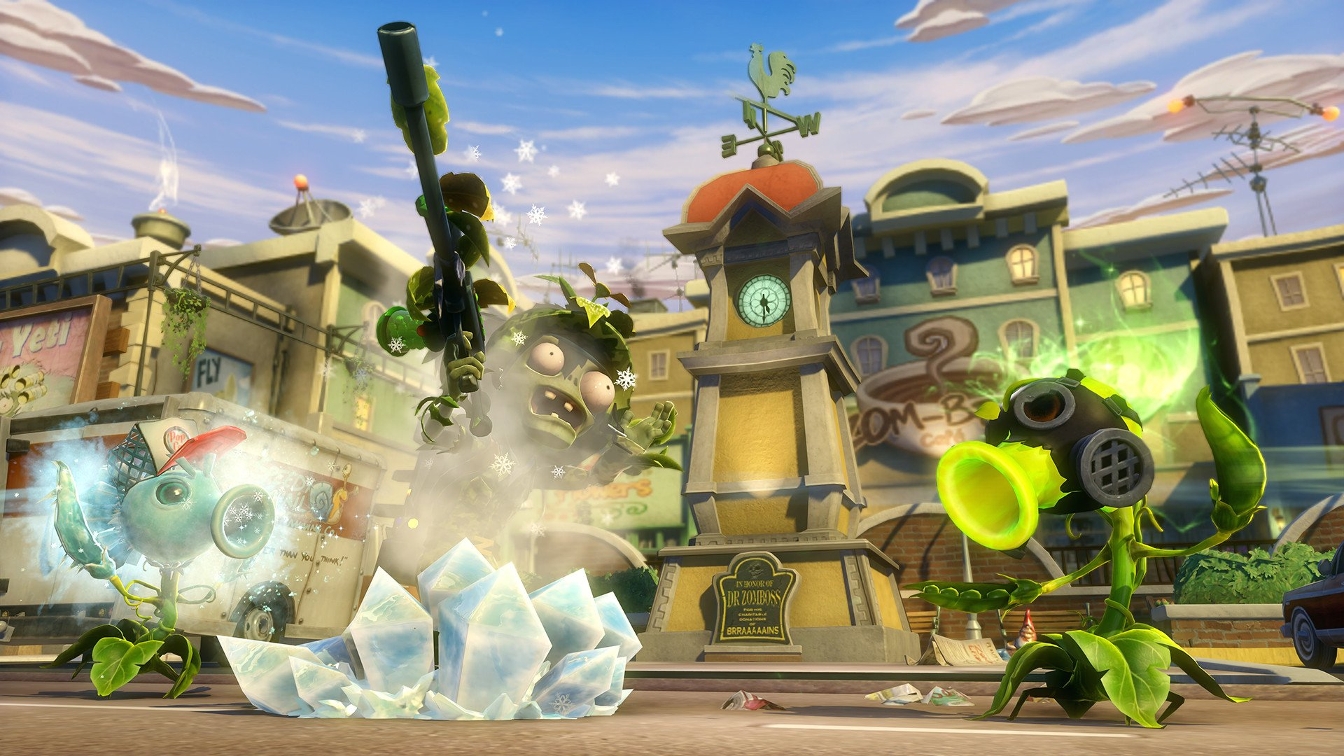 Plants Vs Zombies Garden Warfare Impresiones Jugables Xbox One X360