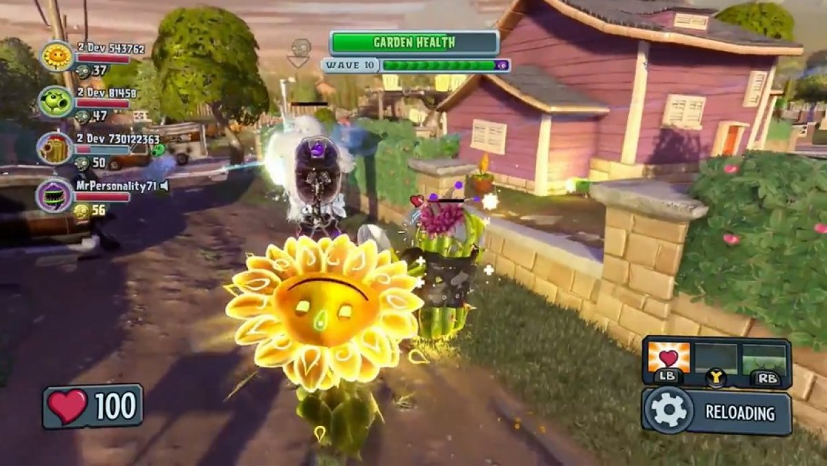 how to play online on garden warfare 2 ps4