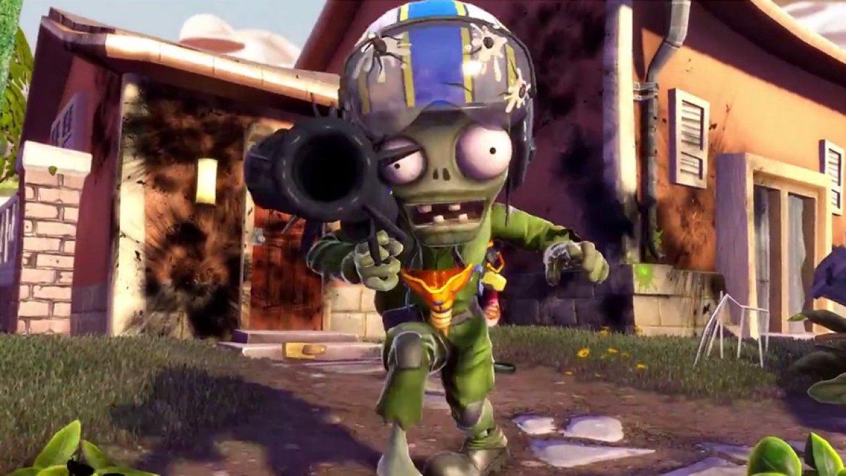 "Vídeo de Plants vs. Zombies Garden Warfare para PS3 - ""Tráiler de"
