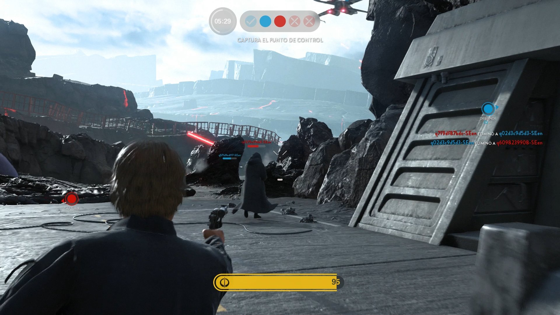 Star Wars Battlefront Para PS4