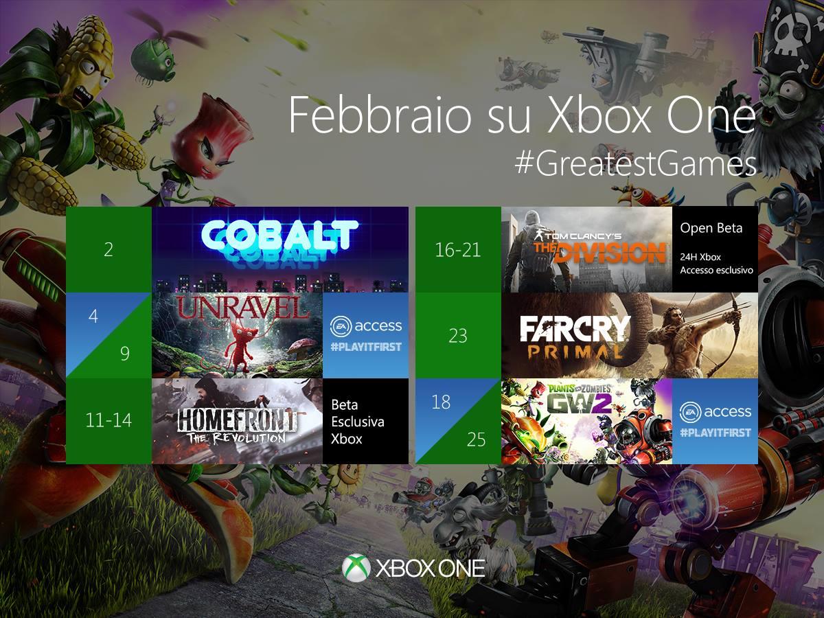 Xbox podría haber desvelado una nueva beta para de The Division en ...