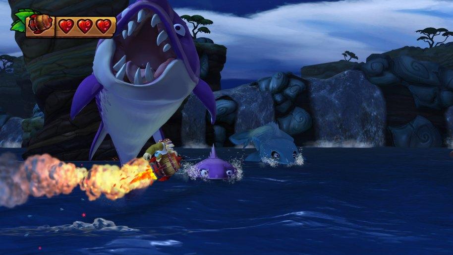 DKC Tropical Freeze Nintendo Switch