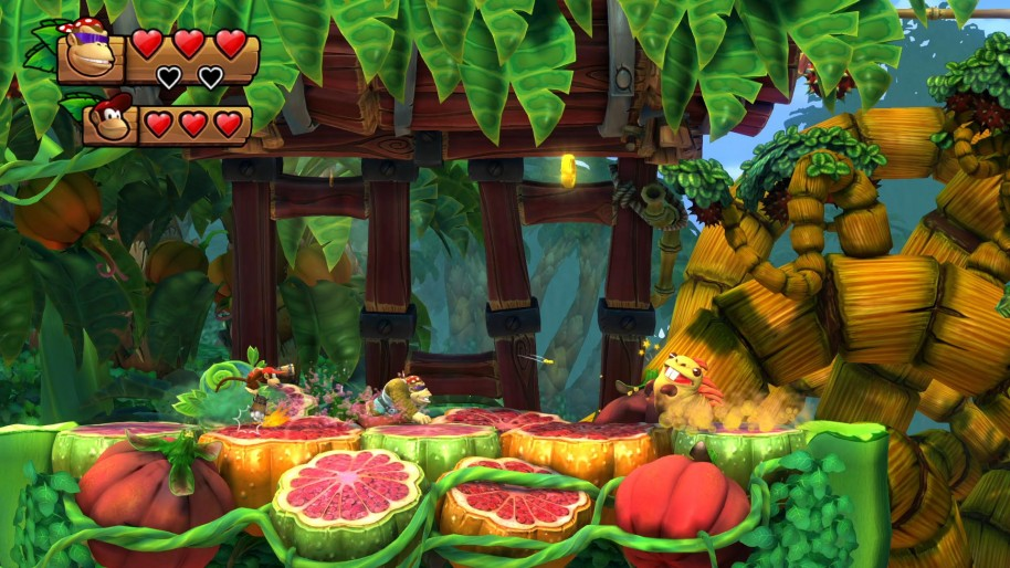 DKC Tropical Freeze Nintendo Switch