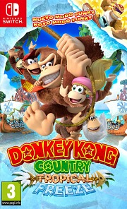 DKC: Tropical Freeze
