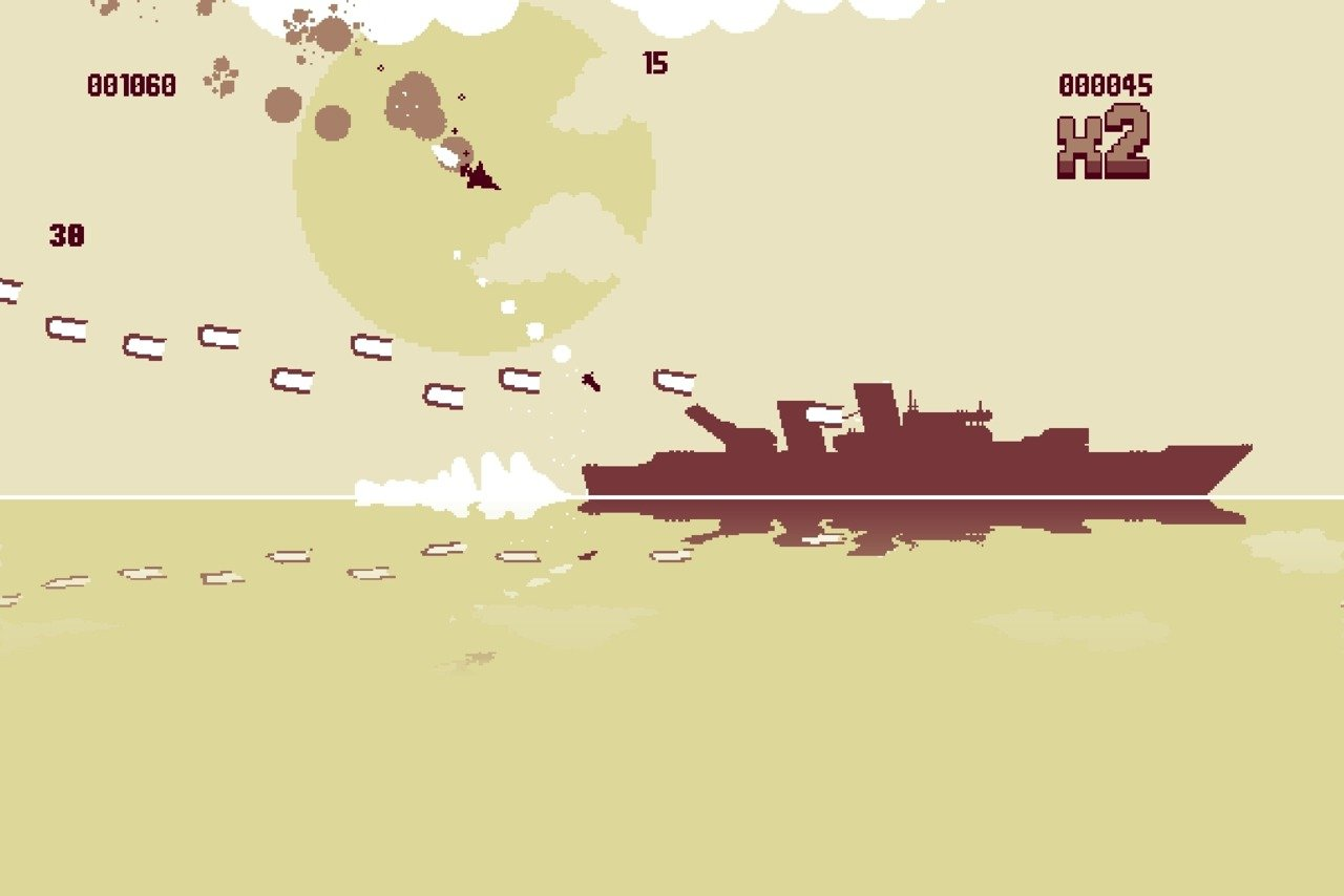 Luftrausers - An�lisis