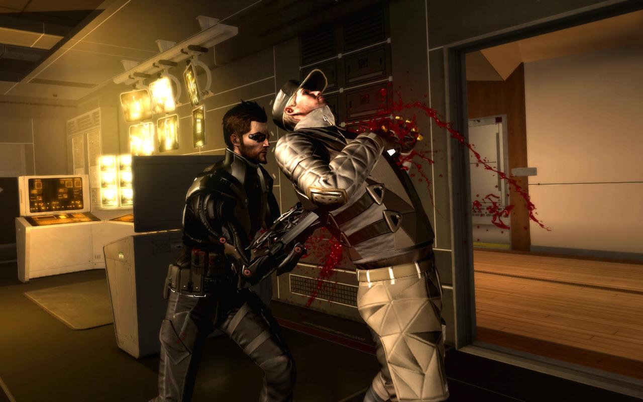 Deus Ex : Human Revolution (Xbox 360, PS3) avec JeuxVideo.fr