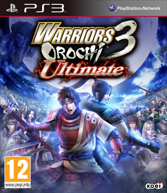 Warrior's Orochi 3 Ultimate Para PS3