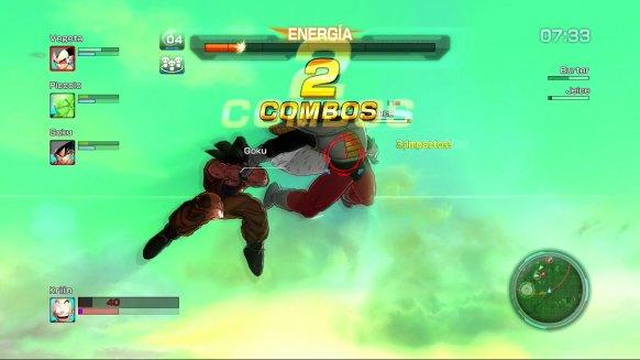 Dragon Ball Z Battle of Z análisis