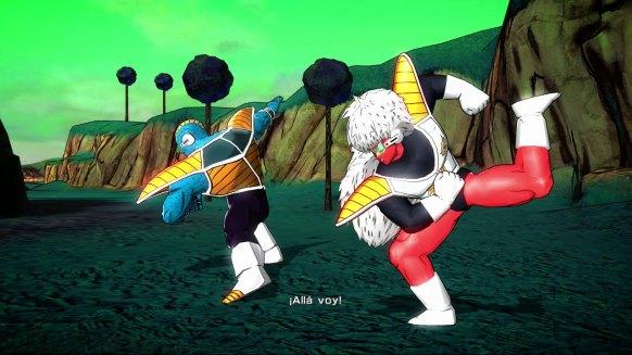 Dragon Ball Z Battle of Z Vita