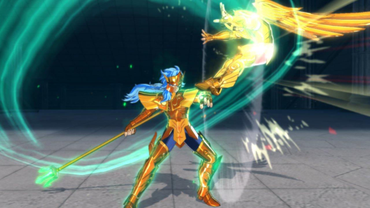 Imagen Saint Seiya: Brave Soldiers (PS3)
