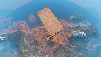 Un jugador ha logrado llegar al punto más alto de Rust