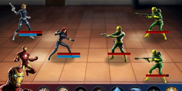 Marvel Avengers Alliance an�lisis