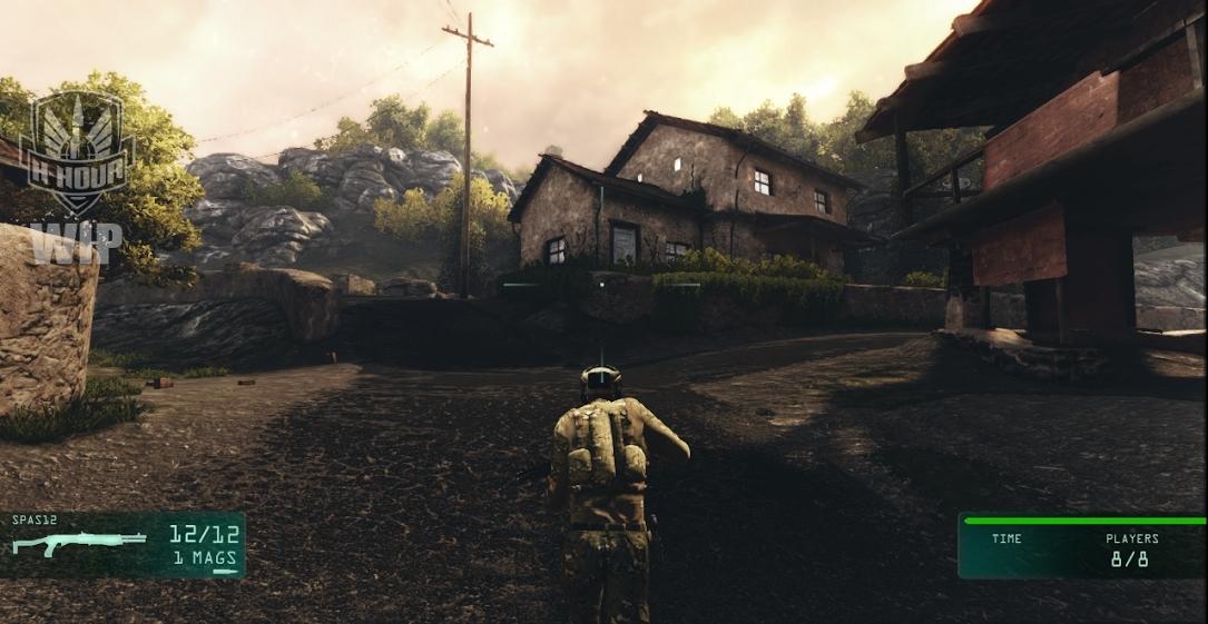 Los creadores de SOCOM hacen pública la primera imagen de su primer proyecto para PS4